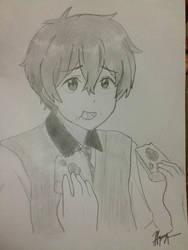 Nagisa (Free!) by MioHouseki