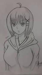 Original Character #2 Bunko by MioHouseki