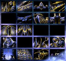 NURAVEN : Concept Art Storyboard - Future NURGAME by NurRayArt