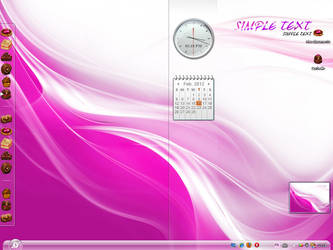my desktop by ilham44