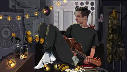 Happy birthday Tyler by ISKVOREETS