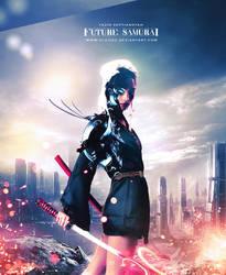 Future Samurai by si-ajidz
