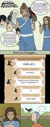 Social Network: Facescroll by duzie-wuzie