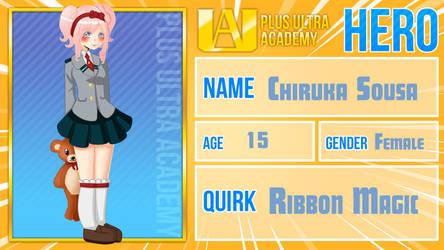 [PUA] Chiruka Sousa App by Rizkyie