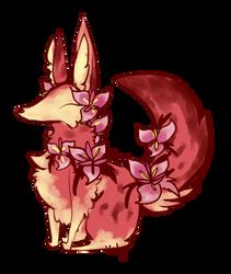 Alstroemeria Fox by goldenrod-tea