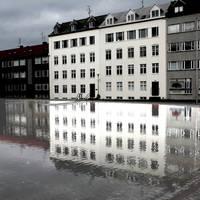 Reykjavik by scheinbar