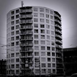 My Home Is A Castle24rotterdamm by scheinbar