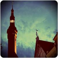 An Evening In Tallinn by scheinbar