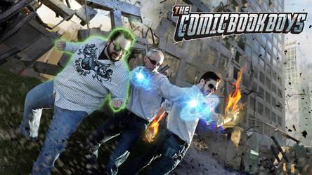 comicBookBoys by Greathouse