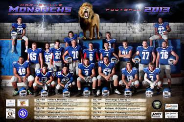 MHS Monarchs 2 cropped final flat by Greathouse