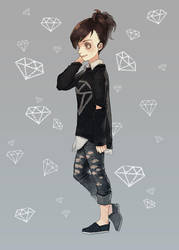 Outfit Inspiration 4 by y-u-k-i-k-o