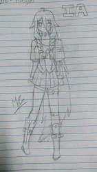 Another Doodle (Est vez con IA) by Mary-Gaby07