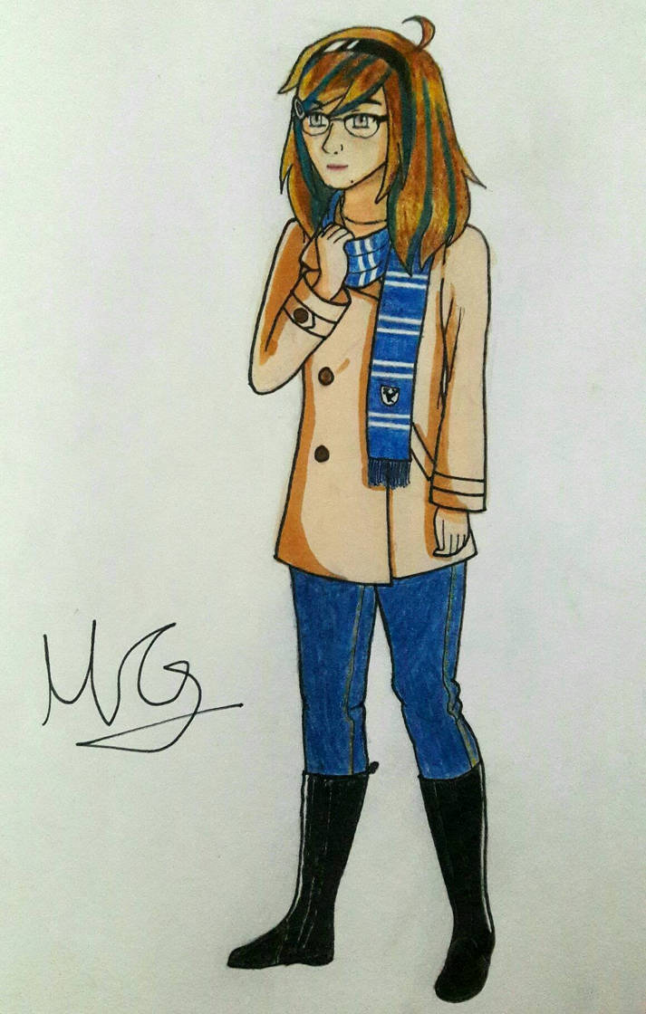 My Avatar~ by Mary-Gaby07