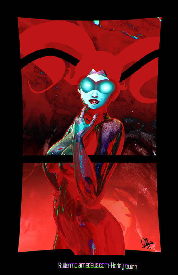 Harley Quinn by Ondervragen