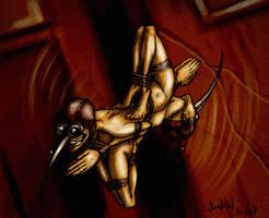 bondage moskitos by Lucius-Ferguson