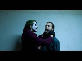 Joker Vs Pedobear by Lucius-Ferguson