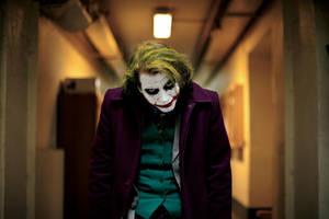 Joker cosplay enieme 5 by Lucius-Ferguson