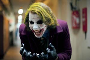 Joker cosplay enieme 10 by Lucius-Ferguson