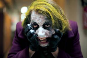 Joker cosplay enieme 11 by Lucius-Ferguson