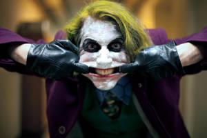 Joker cosplay enieme 12 by Lucius-Ferguson