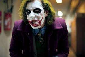 Joker cosplay enieme 14 by Lucius-Ferguson