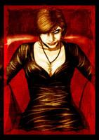 Cloe portrait by Lucius-Ferguson