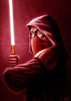 Sith Lord by Lucius-Ferguson