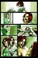 Silent Hill Fan Comic Page 2 by Lucius-Ferguson