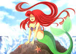 The Little Mermaid by Willow-San