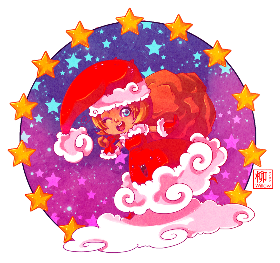 Merry Christmas 2013 ! by Willow-San