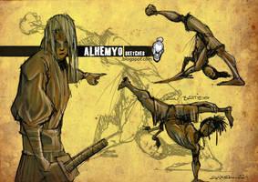 alhemyo's sketches by alhemyo