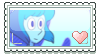 Stamp [Character]: Lapis Lazuli by AltoStamps