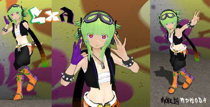 MMD NEWCOMER: ExA by MMD-R3K0D4
