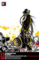 Black is back. by machine56