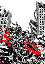 Days of ruin by machine56