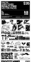 MAC56 VECTOR PACKS 2004 - 2009 by machine56