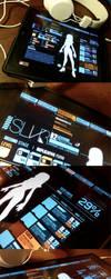 EVDC UI TEST by machine56