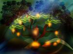 Nature Flourishes-3 by spiritcoda