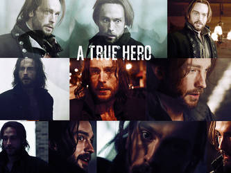 A true HERO_Ichabod Crane by spiritcoda