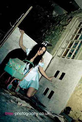 Alice in the Asylum by SashaIshtarRose