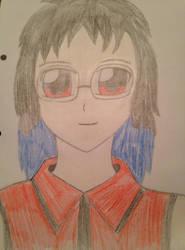 Vocaloid O.C Chari Naraku portrait by Charleigh95
