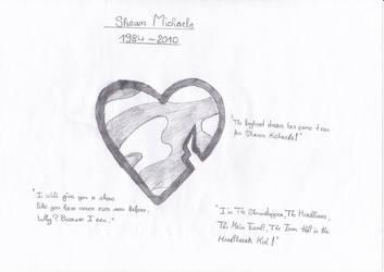 Shawn Michaels (1984-2010) by RaphKeiko