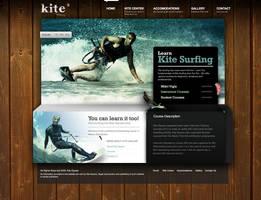 Kite Square Website by jpdguzman