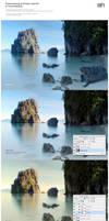 Photo Coloring Process by jpdguzman