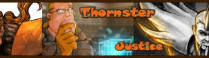 Thornster Art Signature by Thornster