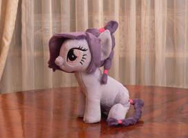 OC Pony Bell Plushie by navkaze
