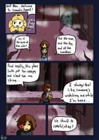 Underfell - Snowdin - 3 by Kaitogirl
