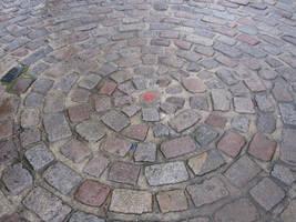 Brick Floor 01 by CamaroGirl666-Stock