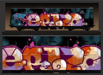 erizo-oldschool by doze-ifk