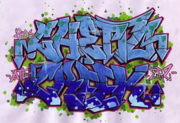 gHeTtO-CrEeK by doze-ifk